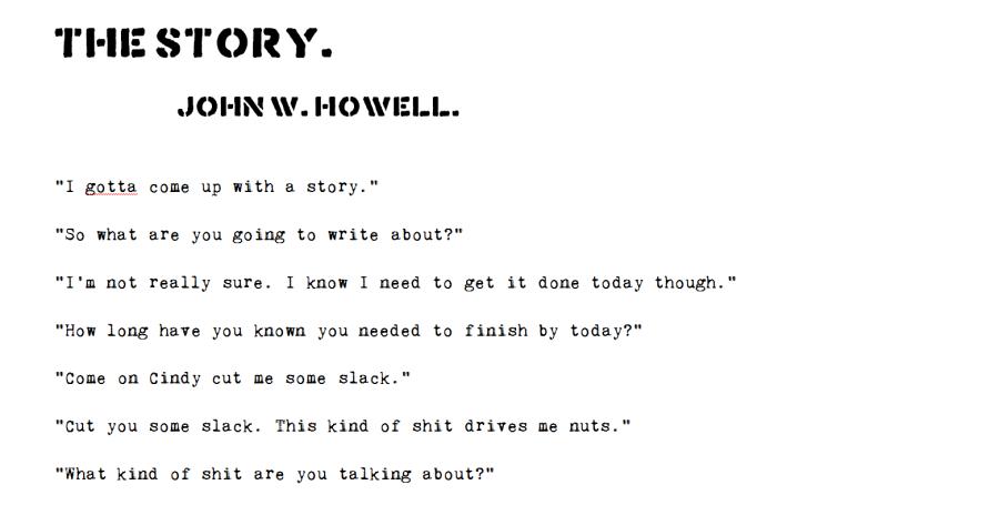 John W Howell